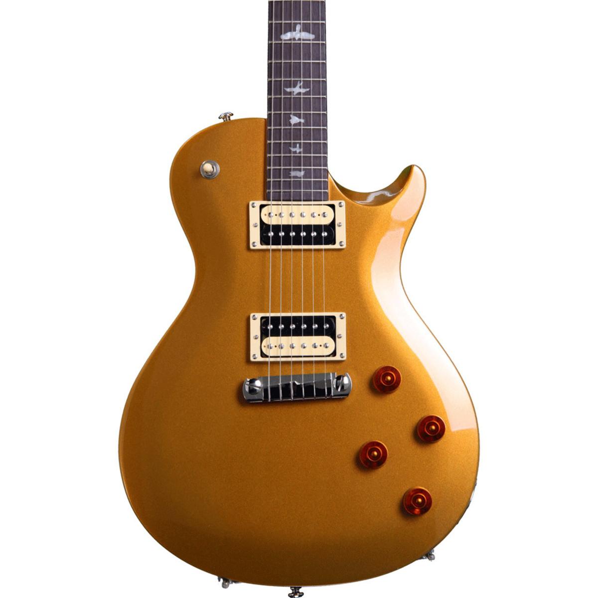 prs se 245 electric guitar gold metallic ex demo at gear4music. Black Bedroom Furniture Sets. Home Design Ideas