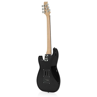 Greg Bennett Malibu MB-2 Electric Guitar, Black
