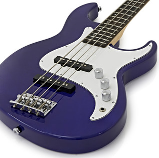Greg Bennett Fairlane FN-1 Bass Guitar, Midnight Blue