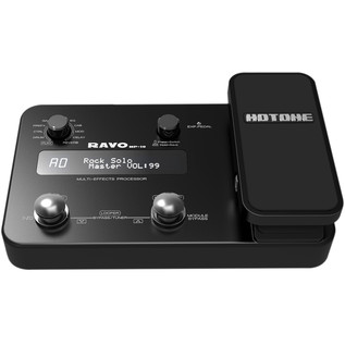 Hotone Ravo MP-10 Multi-Effects and Audio Interface