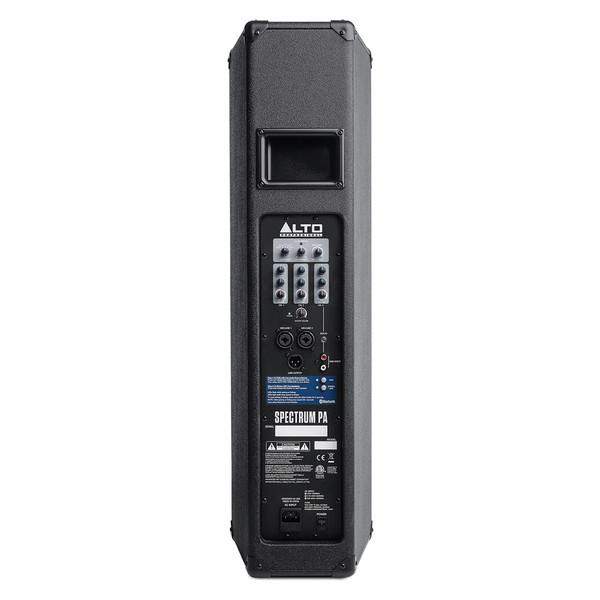 Alto Spectrum Portable PA with 5-Mode Light Show