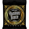 Ernie Ball 2564 Aluminium Bronze Acoustic Guitar Strings, 13-56