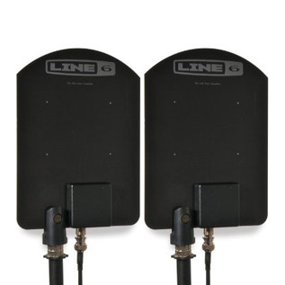 Line 6 P180 Directional Antenna, Pair