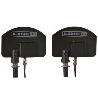 Line 6 P360 Omnidirectional Antenna, Pair