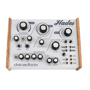 Dreadbox HADES Analog Bass Synthesizer