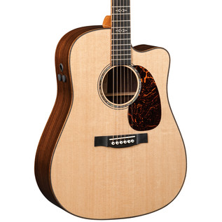 Martin DCPA1 Plus Performing Artist Electro Acoustic Guitar, Natural