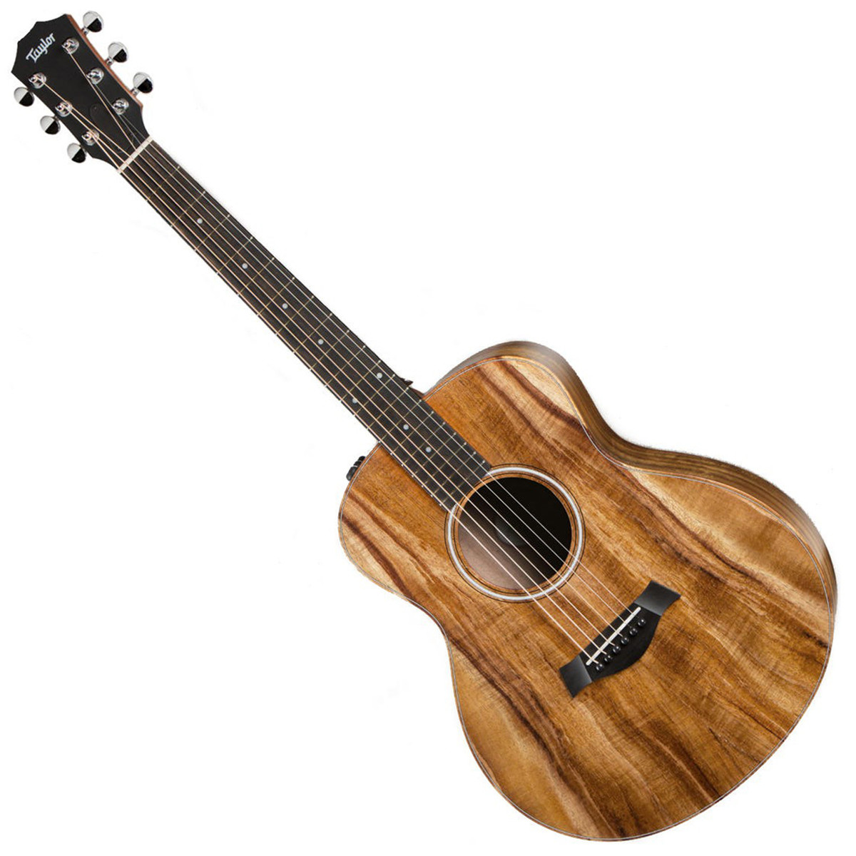 taylor gs mini e koa electro acoustic guitar left handed ex demo at gear4music. Black Bedroom Furniture Sets. Home Design Ideas