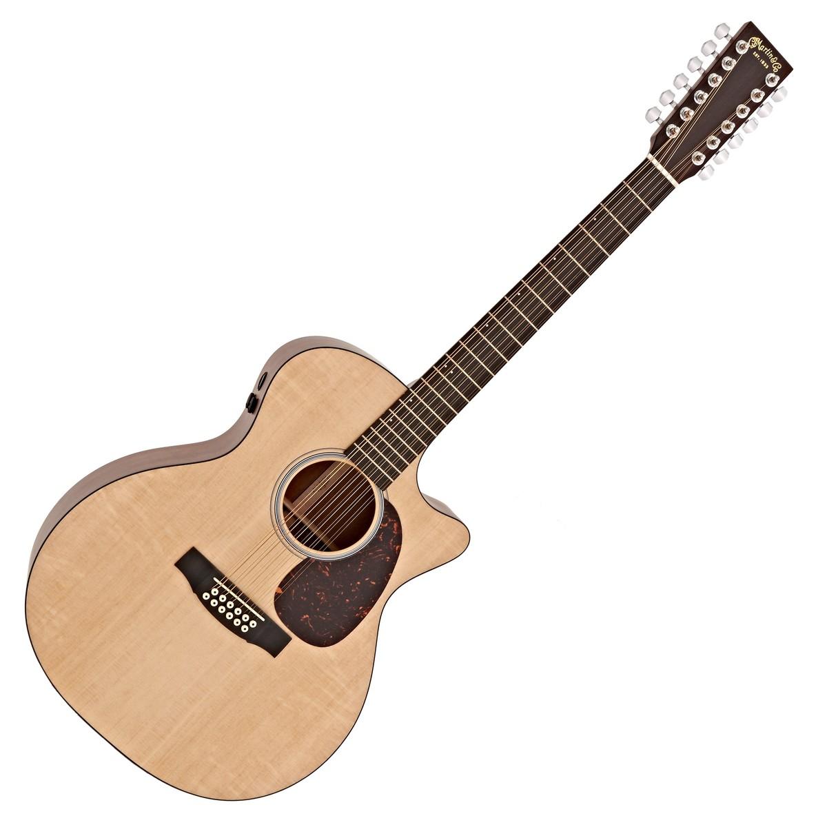 martin gpc12pa4 spectacle artiste guitare electro. Black Bedroom Furniture Sets. Home Design Ideas