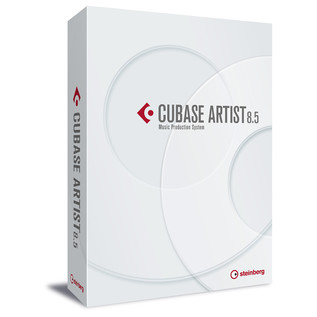Steinberg Cubase Artist 8.5 Education