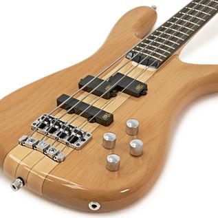 Warwick Rockbass Streamer NT1 4-string Bass Guitar, Natural