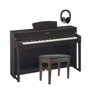 Yamaha Clavinova CLP535 Digital Piano Rosewood Package Deal