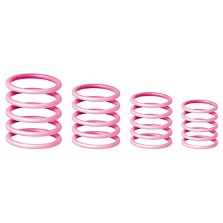 Gravity Ring Pack, Misty Rose Pink