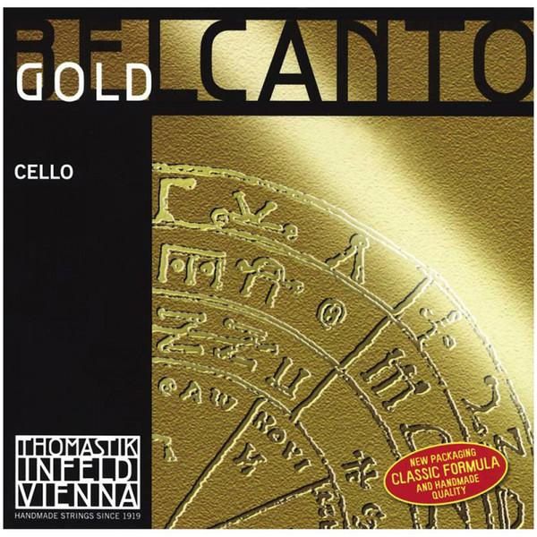 Thomastik Infeld BC27G Belcanto Gold Cello D String