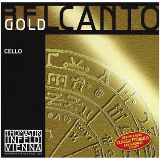 Thomastik Infeld BC31G Belcanto Gold Cello String Set