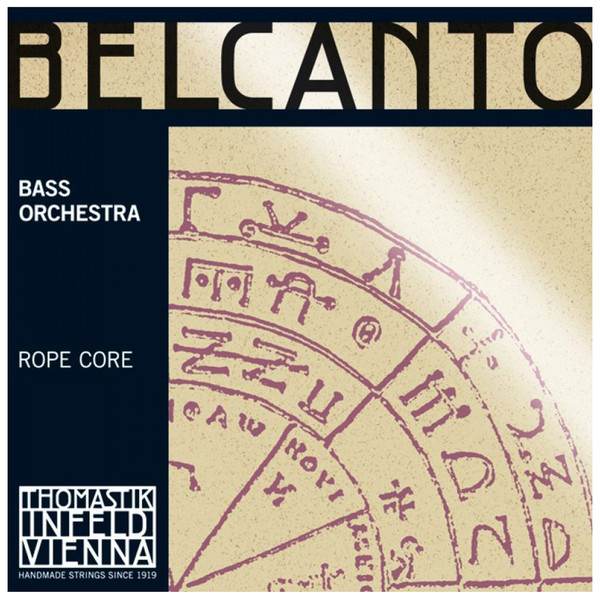 Thomastik Infeld BC63 Belcanto Double Bass A String
