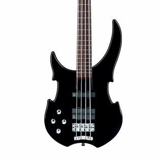 Warwick Rockbass Vampyre Left Handed 4-String Bass, Black High Polish