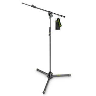 Gravity Folding Microphone Stand