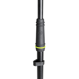 Gravity GMS4211B Short Microphone Stand with Telescoping Boom