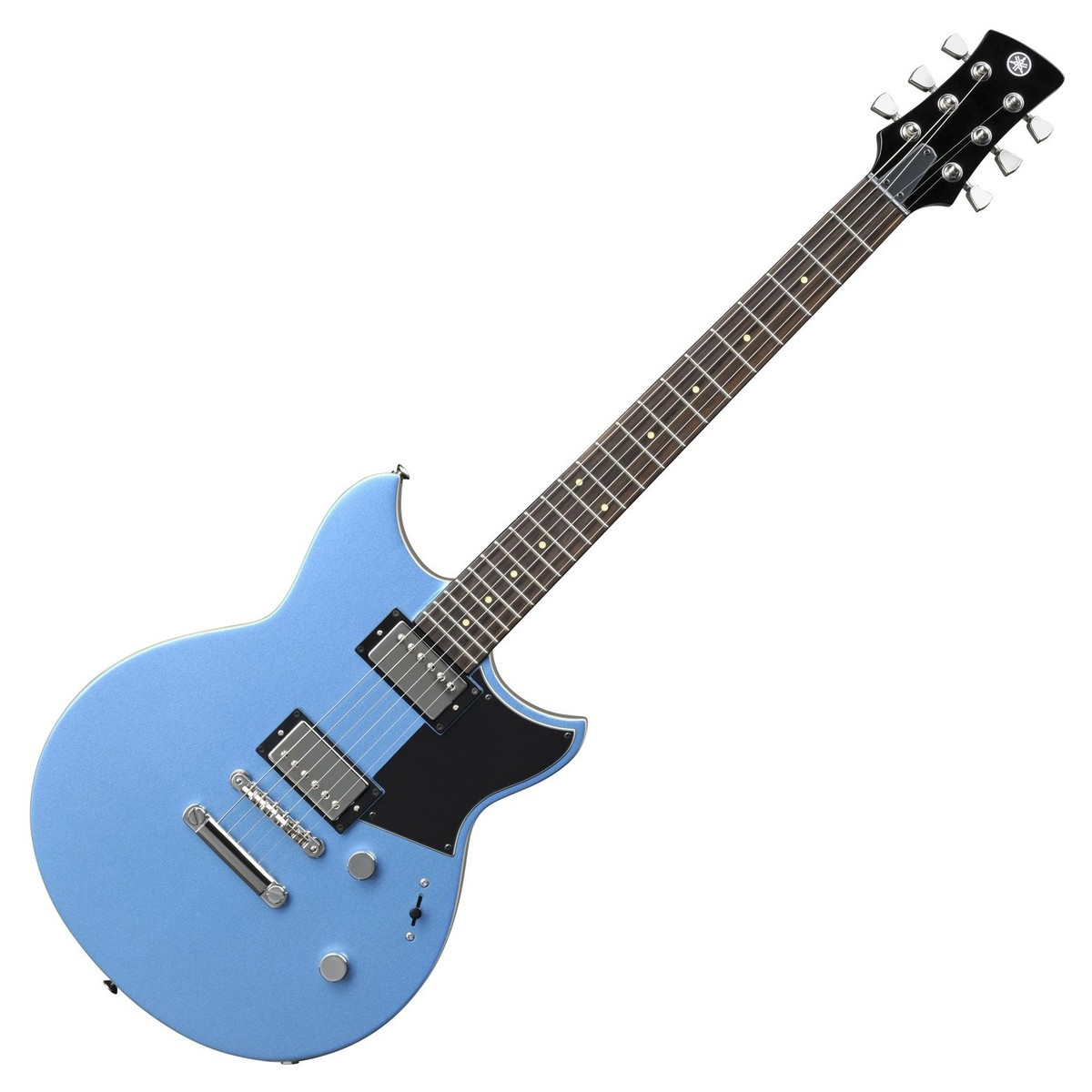 Yamaha Revstar RS420 Electric Guitar Factory Blue Loading Zoom