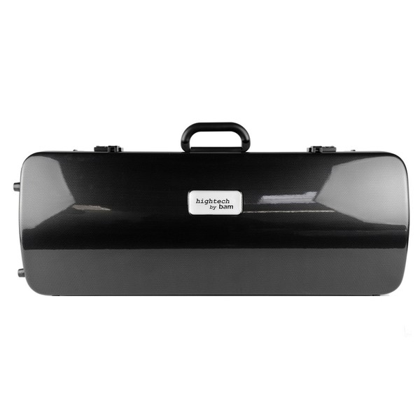 BAM 2201XL Hightech Oblong Viola Case, Black Carbon