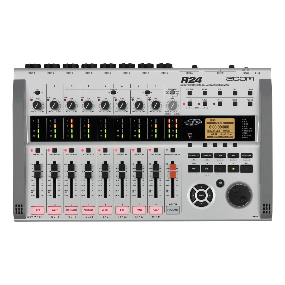 Click to view product details and reviews for Zoom R24 Digital Recorder Usb Audio Interface.