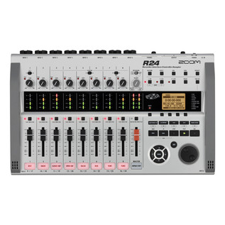 Zoom R24 Digital Recorder & USB Audio Interface