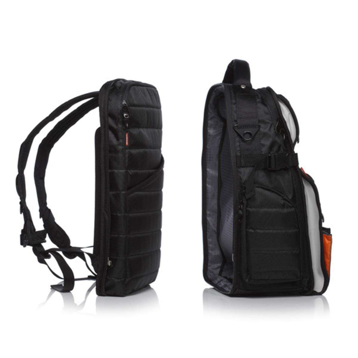 disc mono flyby bag black at gear4music. Black Bedroom Furniture Sets. Home Design Ideas