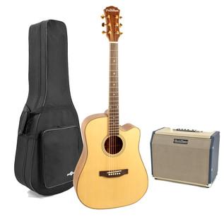 Freshman Songwriter Electro-Acoustic + 25w SubZero Amp Pack