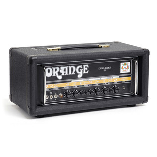 Orange Dual Dark 50 Watt Dual Channel Amplifier