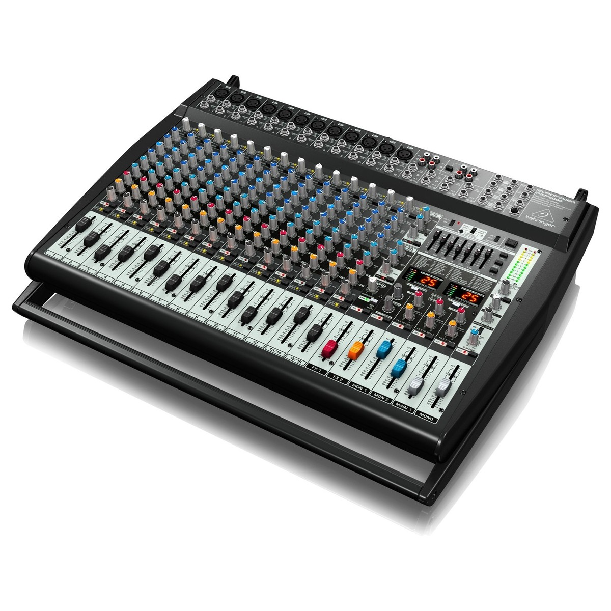 behringer pmp6000 europower mixer at gear4music. Black Bedroom Furniture Sets. Home Design Ideas