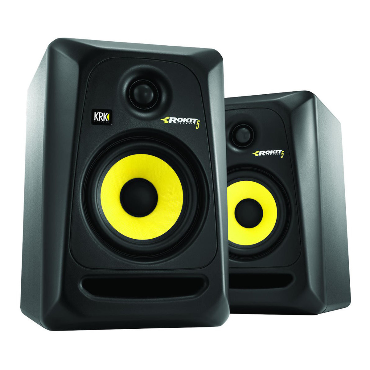 krk rokit rp5 g3 with stands pair at gear4music. Black Bedroom Furniture Sets. Home Design Ideas