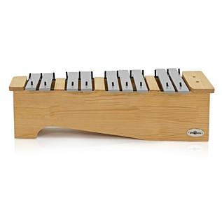 Soprano Glockenspiel by Gear4music, Chromatic Half