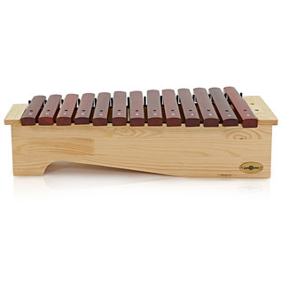 Soprano Xylophone by Gear4music, Diatonic