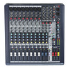 Soundcraft MFXi8 8-Channel Mixer avec FX
