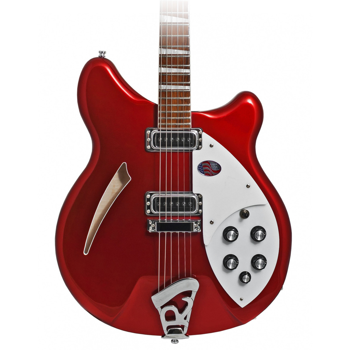 Rickenbacker 360 Ruby Red At Gear4music Com
