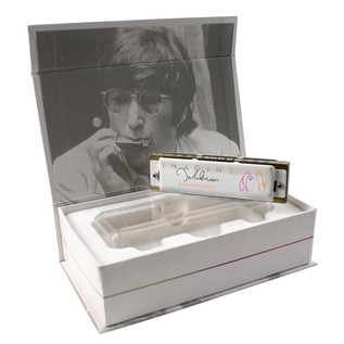 Hohner Imagine John Lennon Signature Harmonica, Key of C