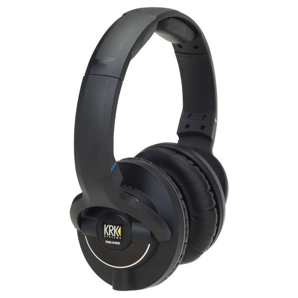 Native Instruments Maschine Studio, Black with KRK KNS8400 Headphones