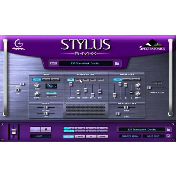Spectrasonics RMX Stylus Xpanded