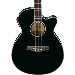 Ibanez AEG10II Electro Acoustic Guitar, Black