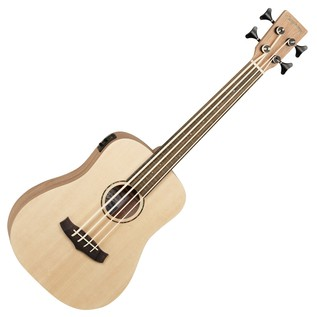 Tanglewood TWRBE FR Traveler Electro Acoustic Bass Guitar