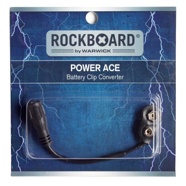 RockBoard Battery Clip Converter