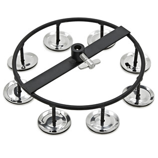 Hi-Hat Tambourine by Gear4music