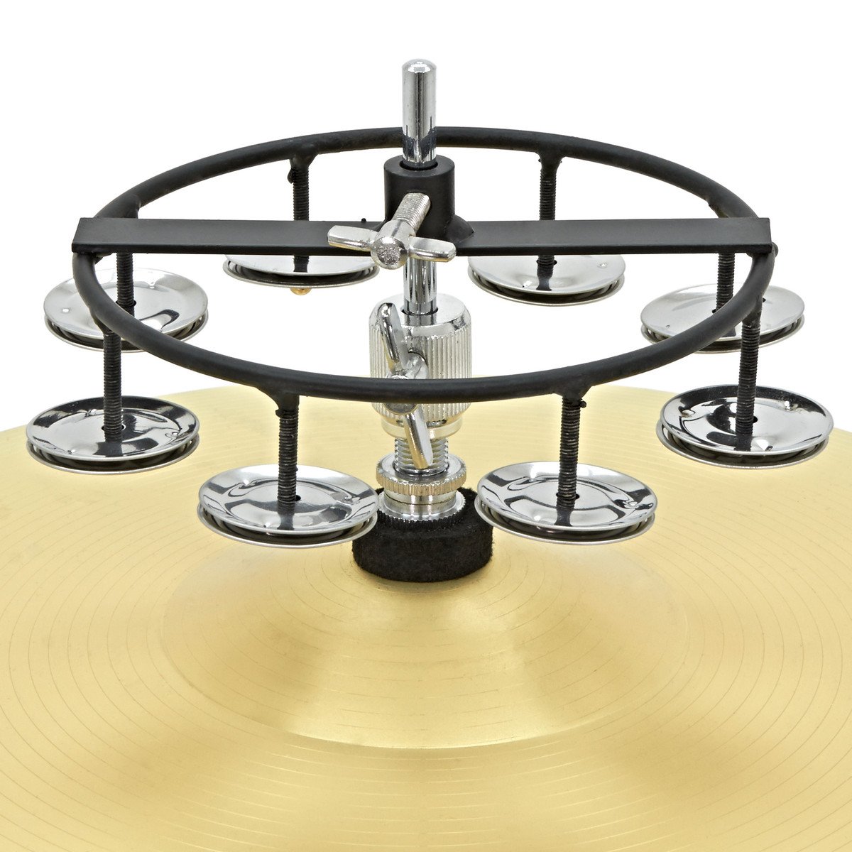 hi hat tambourine by gear4music at gear4music. Black Bedroom Furniture Sets. Home Design Ideas