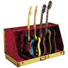 Fender Stage Estuche-Soporte de 7 Guitarras, Tweed