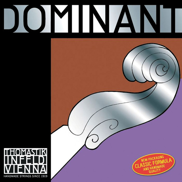 Thomastik Dominant Viola String Set, 3/4 Size