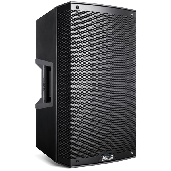 "Alto Truesonic TS215 15"" Active PA Speaker - Angled View"