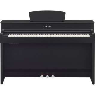 Yamaha Clavinova CLP535 Digital Piano, Black