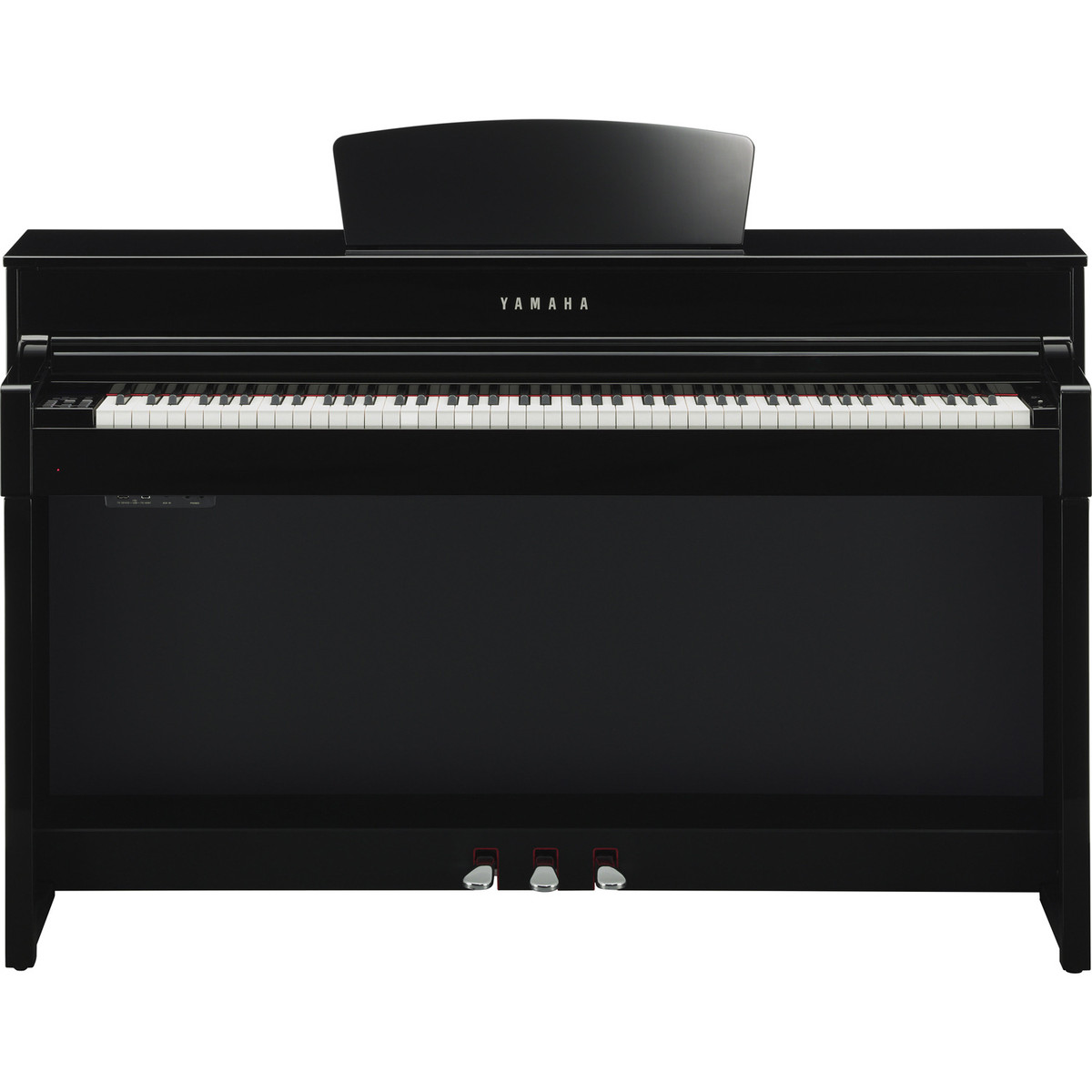 Yamaha clavinova clp535 digital piano polished ebony at for Yamaha piano com