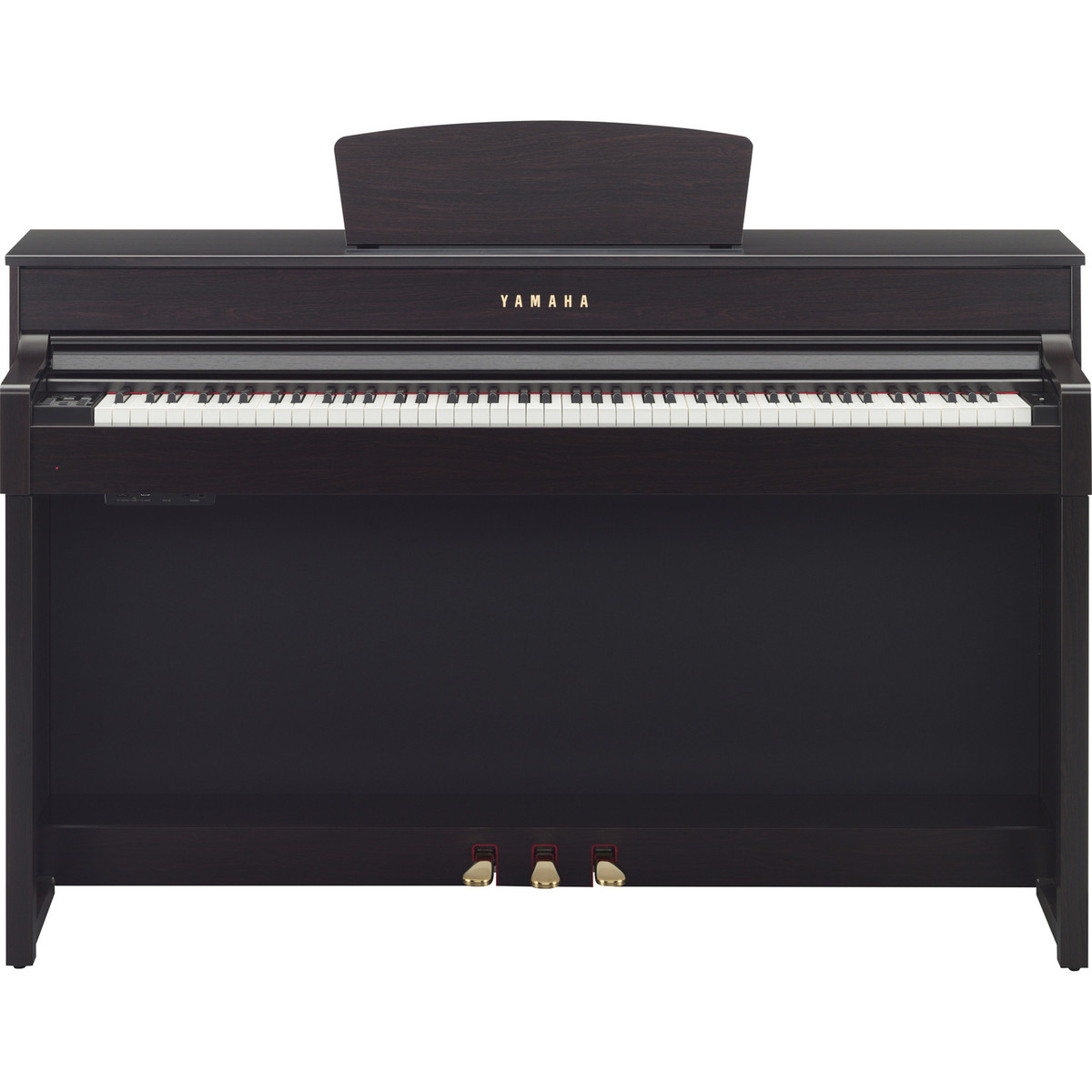 yamaha clavinova clp535 piano num rique palissandre. Black Bedroom Furniture Sets. Home Design Ideas