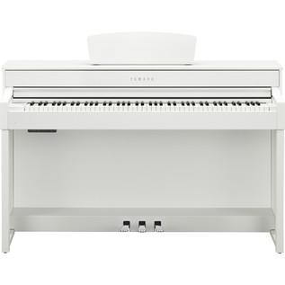Yamaha Clavinova CLP535WH Digital Piano